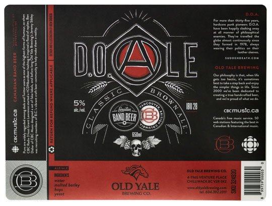 doale-label