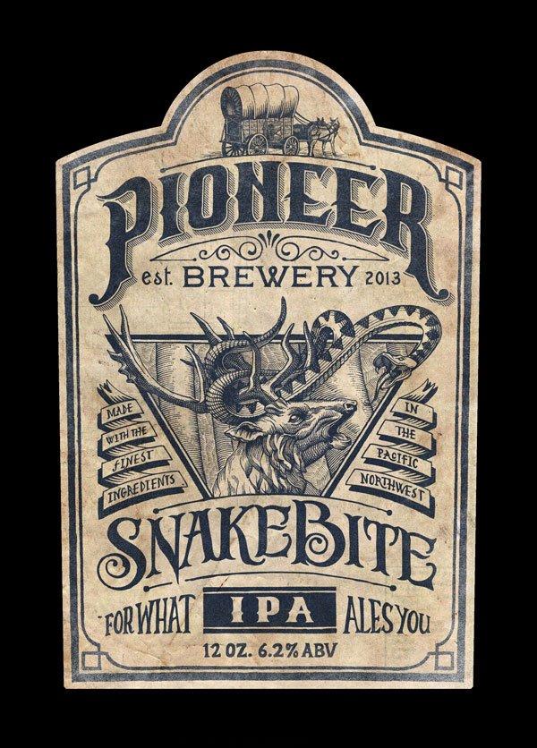 The Pioneer - Craft Brew Creative
