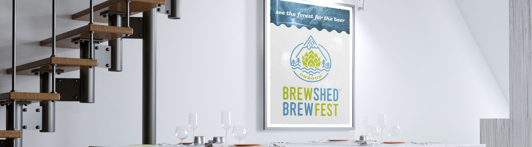Brewshed Brewfest Poster