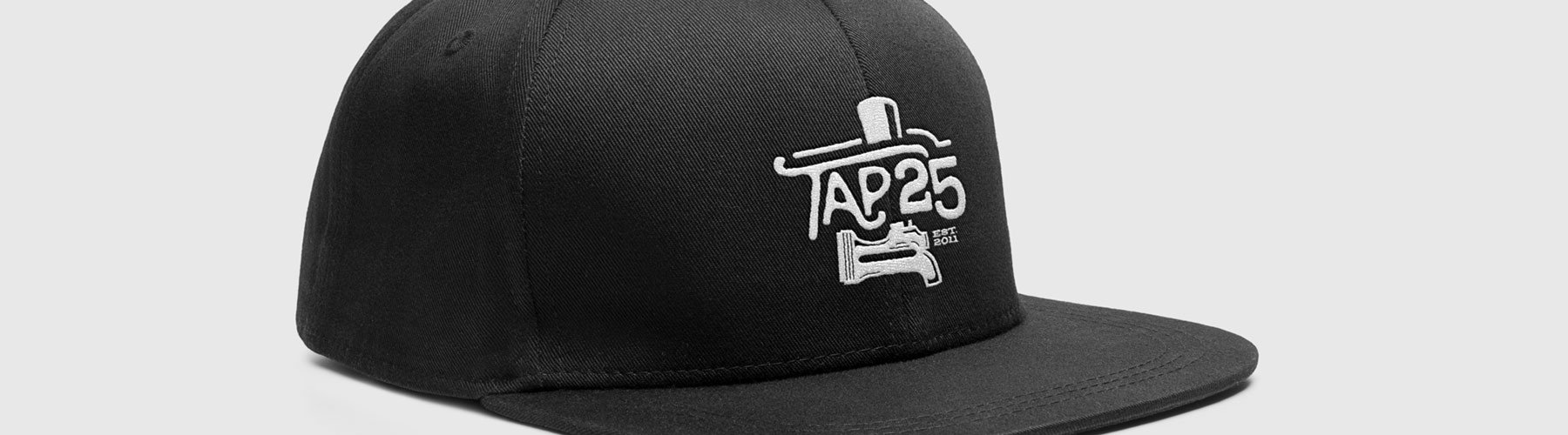 Tap 25 Logo Hat