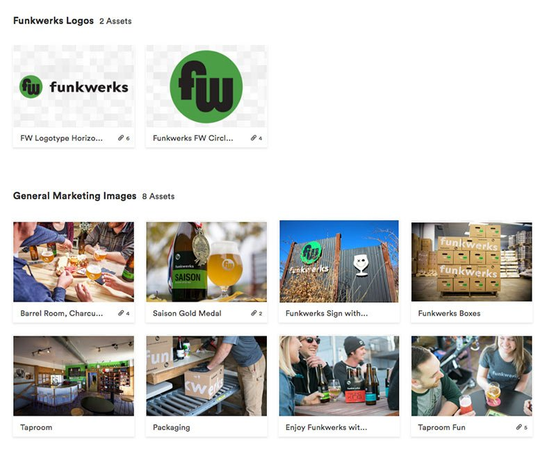 Funkwerks Brandfolder Media Kit