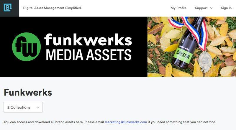 Funkwerks Brandfolder Media Kit